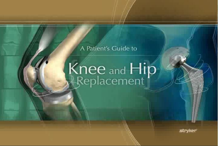 Knee and Hip Replacement Trailer