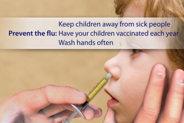 Flu - Pediatric