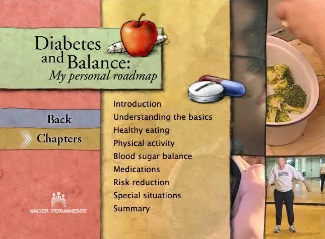 Diabetes Trailer